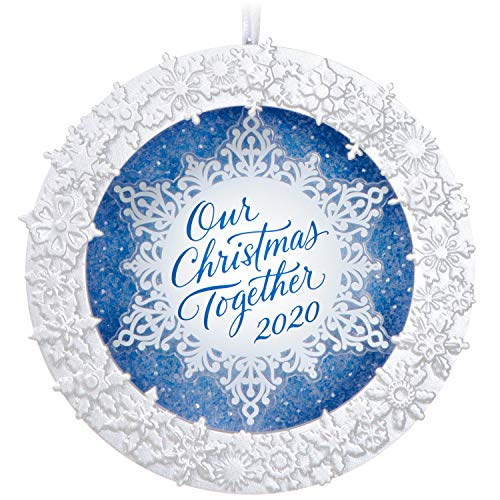 Hallmark Keepsake Ornament 2020 Year-Dated, Our Christmas Together