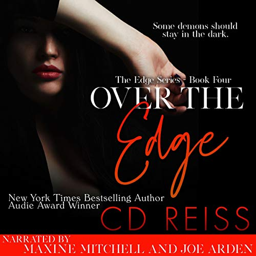 Page de couverture de Over the Edge