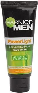 Garnier for Men PowerLight Intensiv Fairness Face Wash 100 g