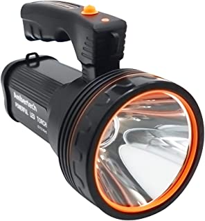 1000 lumen 4 x Linterna T/áctica FEIZER Pro Power IPX5 Standart 3.7V 18650 bater/ía USB /& microUSB Resistente al agua