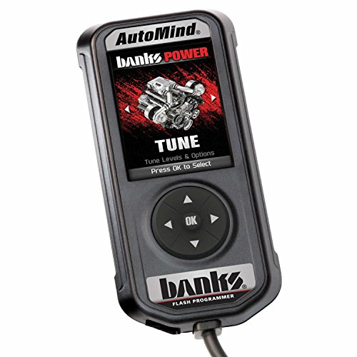 Banks 66410 AutoMind 2 Programmer (Banks Power , Hand Held for use with 1999-2016 F-150 - 1999-2014 F-250 and F-350