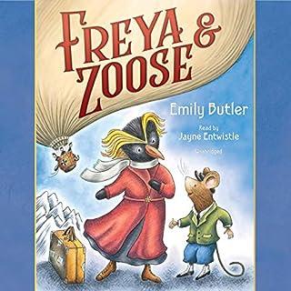 Freya & Zoose cover art