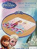 Disney Frozen Princess Winter Thaw Area Rug, 40' x 56', Pink/Purple