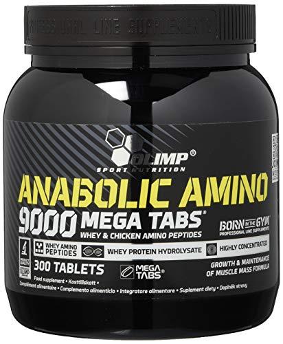 Олимп Анаболик Амино 9000 Мега Табл, 300 таблеток