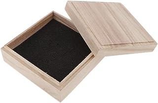 Ecomspace Vintage wooden box bracelet Buddhist bead watch tea box jewelry treasure box