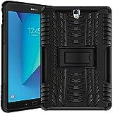 Verco Funda para Samsung Galaxy Tab S3 9.7 Pulgadas, Carcasa a Prueba de Golpes, Resistente a los Impactos Funda [T820/T825], Negro