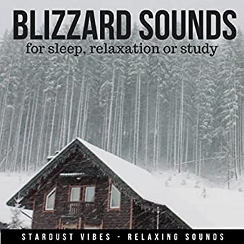 Blizzard Sounds for Sleep, Relaxation or Study