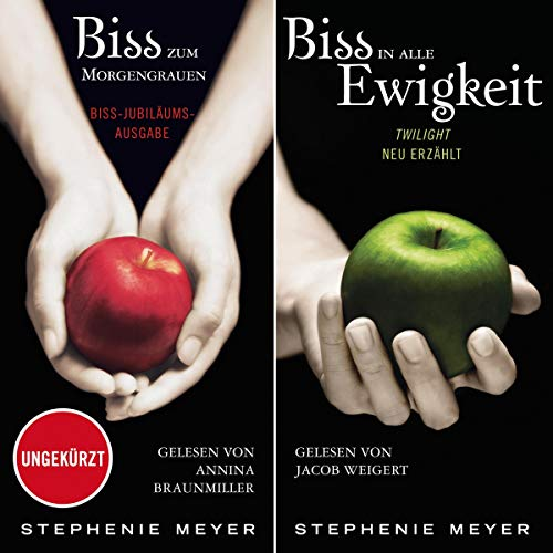 Bis(s) zum Morgengrauen / Bis(s) in alle Ewigkeit: Twilight Saga - Jubiläumsausgabe