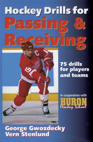 Hockey Drills for Passing & Receiving