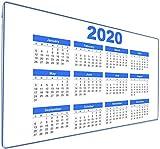 gaming-mauspad 2020 Kalender kreativ Mausunterlage super wettbewerbsfähige Gaming-Mausunterlage xxl800x300 alternative Persönlichkeit coole Mausunterlage