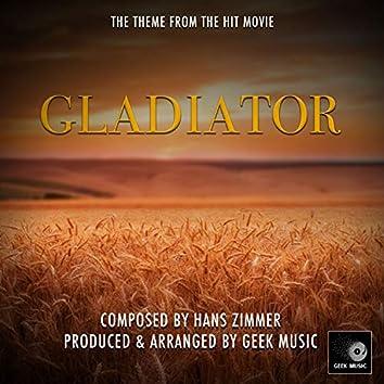 Gladiator - The Battle - Theme