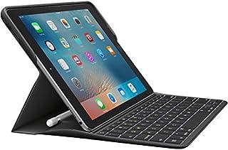 Logicool ロジクール iK1082bk Smart ConnectorおよびApple Pencil ホルダー搭載 バックライト付キーボードケースfor iPad Pro(9.7 インチ)
