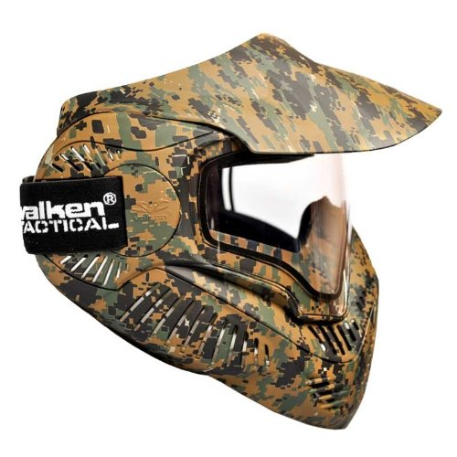 Sly Paintball Maske Annex MI-7 Thermal, Marpat, 61643