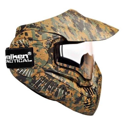 Sly Paintball Maske Annex MI-7 Thermal, Marpat, 61643