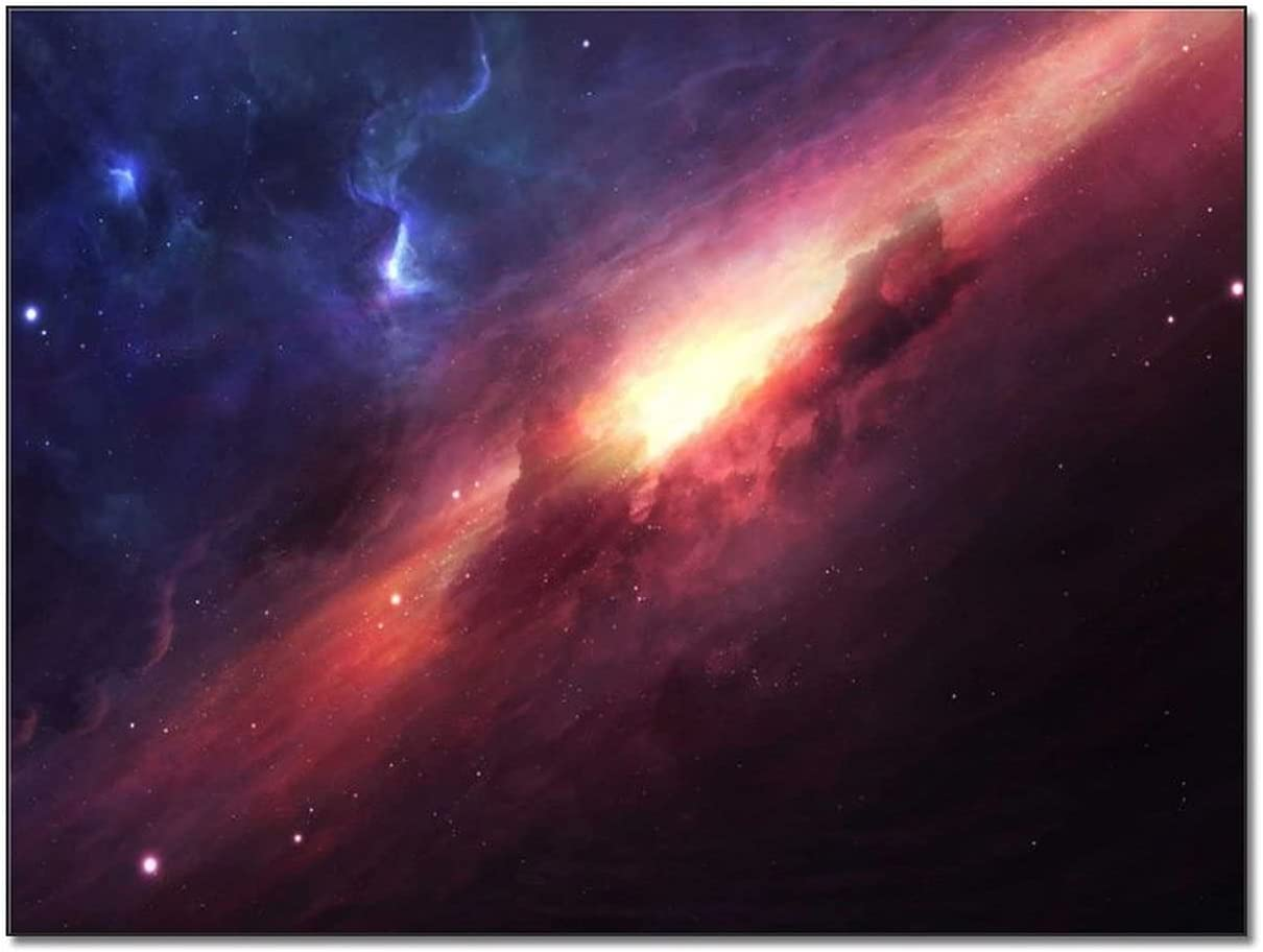 SDGM New product Anime High material Poster Galaxy Wall Decoration Bedroom Decoratio