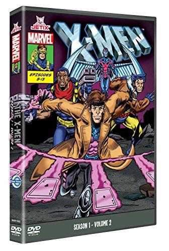 X-Men - Season 1, Volume 2 [DVD]