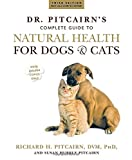 dr. pitcairn's natural health guide dor dogs and cats