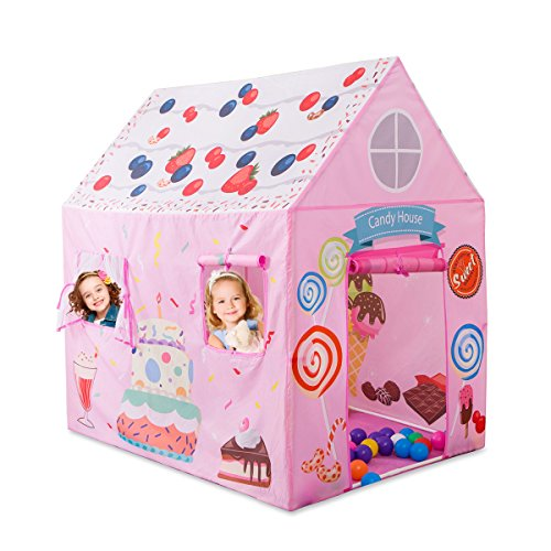 Anyshock Playhouse for Kids Tent, Princess Castle Playhouse