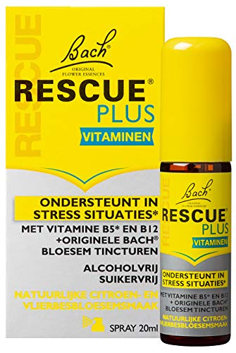 bach rescue spray kruidvat