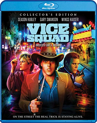 Vice Squad (Collector's Edition) [Blu-ray]