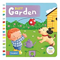 Busy Garden (Busy Books)