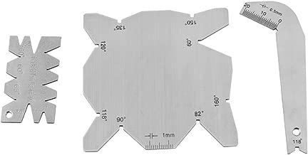 Multi-Sharp 2003 Muela Abrasiva de Repuesto de Carburo de Silicio para Afilador de Brocas