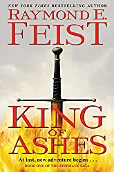 King of Ashes, by Raymond E. Feist