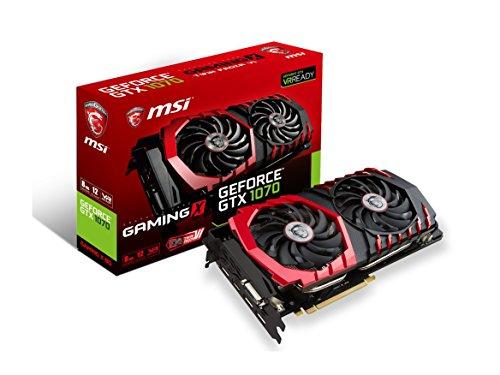 MSI Gaming GeForce GTX 1070 8GB GDDR5