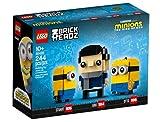 LEGO Minions Brickheadz Gru, Stuart e Otto Set 40420