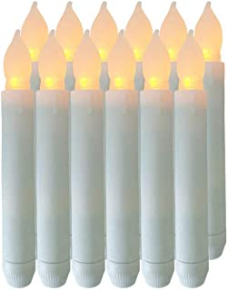 Flameless Candles, Battery Operated Candles 6.5