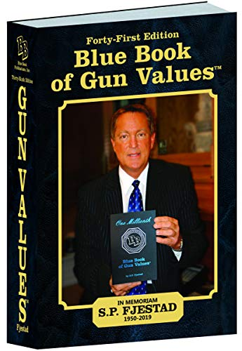 41st Edition Blue Book of Gun Values