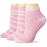 Dr. Scholl's Men's 2 Pack Soothing Spa Low Cut Lavender + Vitamin E Socks with Silicone Treads