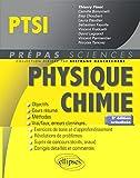 Physique-Chimie PTSI - 3e édition actualisée