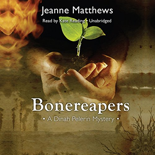 Bonereapers audiobook cover art
