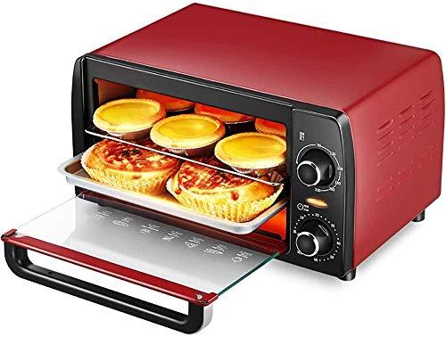 Multifunctionele intelligente oven, prachtige dubbellaagse bakplaat, buiten reizen, draagbare mini-bakmachine, mobiele keuken