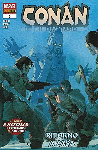 #MYCOMICS Conan Il Barbaro N° 5 - Panini Comics – Italiano