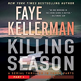 Killing Season: Part 1 audiobook cover art