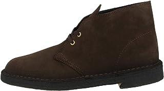 Clarks Originals Homme Desert Boot Suede Brown Brown Bottes 46 EU