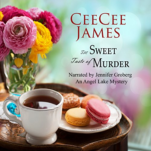 The Sweet Taste of Murder audiobook cover art