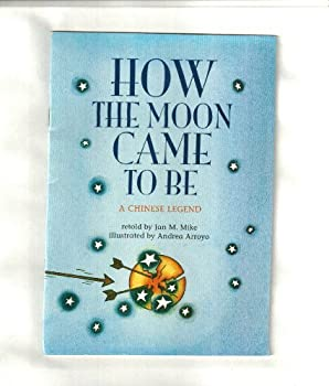Paperback Comprehension Power Readers How the Moon Came to Be Grade Four 2004c Book