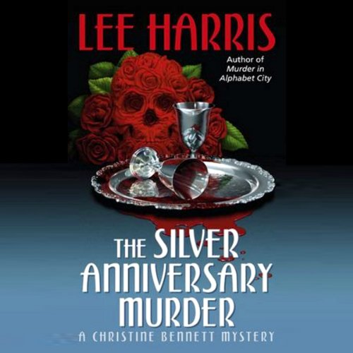 The Silver Anniversary Murder cover art