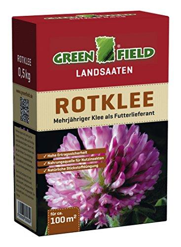 Greenfield 63755 rotklee, 500 g