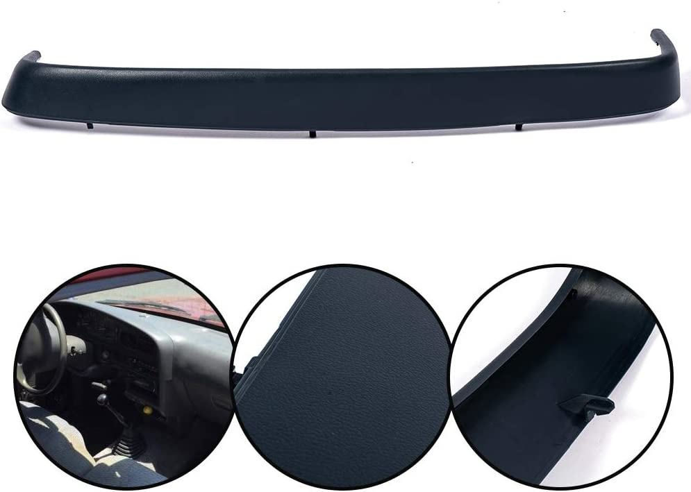 Truck Popular brand in the world Top Clearance SALE Limited time Dash Pad Trim Bezel Toyota for 1989-1995 Pi Compatible