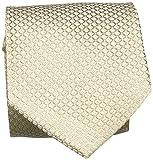 Calvin Klein Men's Steel Micro Solid A Tie,...