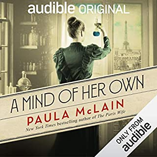 A Mind of Her Own                   By:                                                                                                                                 Paula McLain                               Narrated by:                                                                                                                                 Hillary Huber                      Length: 1 hr and 15 mins     14,264 ratings     Overall 4.0