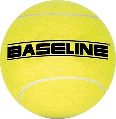 Baseline große gelbe Tennisball Größe 5