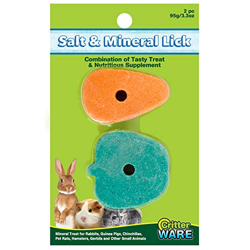 Ware Manufacturing Apple Carrot Salt and Mineral Small Pet Chew Treat