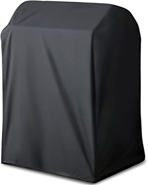 Samhe Grill Cover, 32-Inch Waterproof UV Resistant Heavy Duty BBQ Gas Grill Cover for Nexgrill Brinkmann Weber Char-Broil and