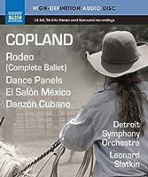 COPLAND Aaron Rodeo - Dance Panels