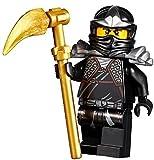 Lego Ninjago Cole ZX Minifigure